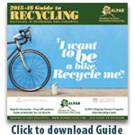 ALPAR 2015 Guide to Recycling