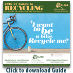 ALPAR 2016-17 Guide to Recycling